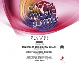 Cannes music Summit